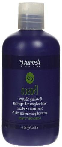 Terax Bosco Revitalizing Shampoo for Unisex, 12 Ounce