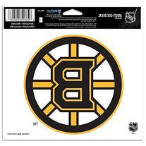 "NHL Boston Bruins Multi-Use Colored Decal, 5"" x 6"