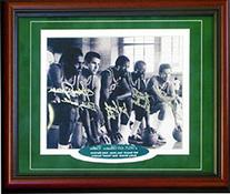 1968-1969 Boston Celtics Autographed / Signed Framed