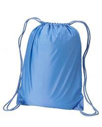 Liberty Bags Boston Drawstring Backpack - Light Blue,One