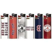 Boston Red Sox Bic Baseball Lighter