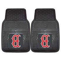 Fanmat Boston Red Sox Heavy Duty Vinyl Car Mat