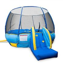 BouncePro Superdome Trampoline and Bouncer Inflated Air