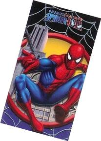 Boy's Spiderman Beach Towel by Classy Joint