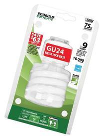 Feit BPESL18TM/GU24 18-watt Twist Soft White GU24 Base 75-