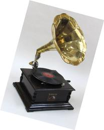 Iotc Br8020, Gramophone Antique Traditional Style