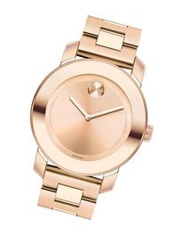 Women's Movado 'Bold' Bracelet Watch, 30mm - Rose Gold