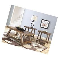 Signature Design by Ashley Bradley 3 Piece Occasional Table