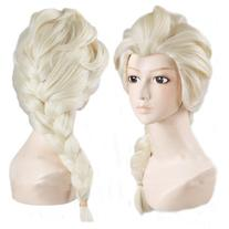 Angelaicos Women's Braids Prestyled Party Costume Cosplay
