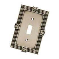 Brainerd Pineapple Single Switch Wall Plate, Available in