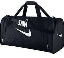Nike Brasilia 6 Large Duffle Bag Mens Style: BA4828-074 Size