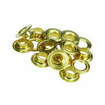 Lord & Hodge 1074-3 #3 Brass Grommet Refills 12 Count