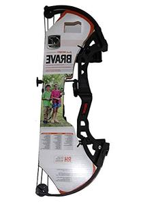Bear Archery Brave Youth Bow – Black
