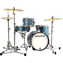 Ludwig Breakbeats by Questlove 4-Piece Shell Pack Azure