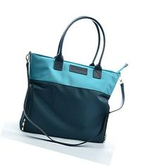 """Sarah Wells """"Abby"""" Breast Pump Bag, Real Leather Straps"""