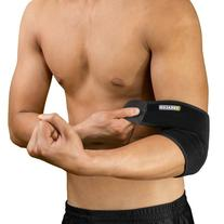 Bracoo Neoprene Elbow Support, Easy Adjustable Wrap for