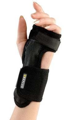 Bracoo Breathable Wrist Splint, Superior Ergonomic Brace for