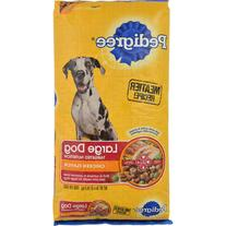 Pedigree Large Breed Nutrition Chicken Flavor Dry Dog Food,