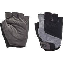 Bell Sports Breeze 300 Half-Finger Cycling Gloves, Black/