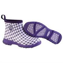 Muck Boots Womens Breezy Ankle Casual Waterproof Purple BZA-