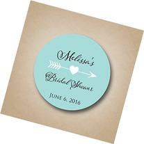 Bridal Shower Favor Stickers