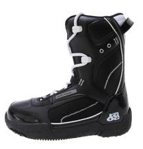 5150 Brigade Snowboard Boots Black Youth Sz 5