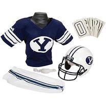 Franklin Brigham Young  Cougars DELUXE Youth Helmet and