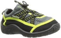 Northside Brille Water Shoe , Gray/Lime, 13 M US Little Kid
