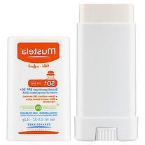 Mustela Broad Spectrum SPF 50+ Mineral Sunscreen Stick 0.5