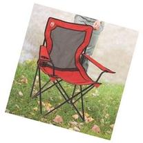 Coleman Broadband Quad Chair - Nylon Back - Steel Frame - 31