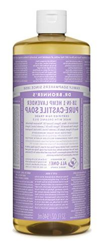 Dr Bronner Soap Liq Lavender