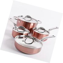 Oster Brookfield Stainless Steel Cookware Set