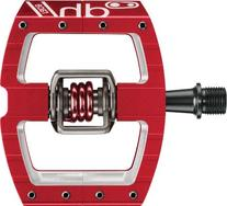 Crank Brothers Mallet DH Race Pedal Red
