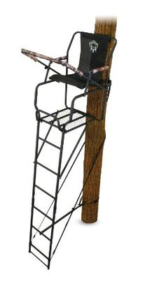 Ameristep Brotherhood Deluxe Ladder Stand