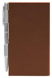 Wellspring Brown Signature Flip Note