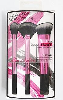 REAL TECHNIQUES Makeup Brush - Collector's Edition Sculpting