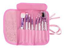 FOONEE 8pcs Professional Cosmetic Makeup Brush Set With Pink