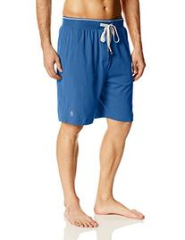 Original Penguin Men's Brushed Jersey Sleep Short, True Blue