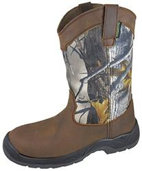 Smoky Mountain Men's BRUSHFIELD Waterproof Work Boot 7.5E