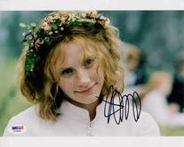 Bryce Dallas Howard SIGNED 8x10 Photo The Village