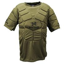 Empire Paintball BT Chest Protector, Olive, Large/X-Large