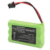 Insten 2x 3.6V 800mAh BT446 Battery for Uniden Cordless