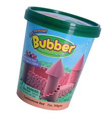 Bubber 7oz Bucket Red