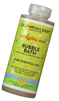 California Baby Bubble Bath Aromatherapy, Eucalyptus Ease