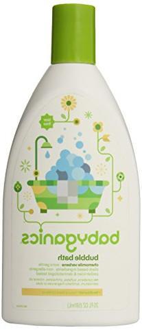 Babyganics Bubble Bath - Chamomile Verbena - 20 oz