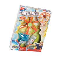 Ce Toys Bubble Flyer Rocket Gun With Bubbles Solution