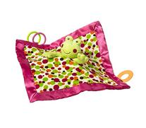 Bubbles Frog Activity Blanket