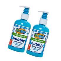 Trukid Bubbly Body Wash, Light Citrus, 2 Count , 8 Ounces