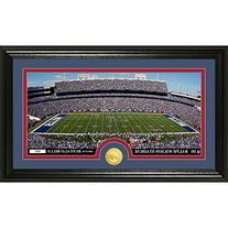 "NFL Buffalo Bills ""Stadium"" Panoramic Photo Minted Coin, 21"