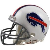 NFL Buffalo Bills Replica Mini Football Helmet